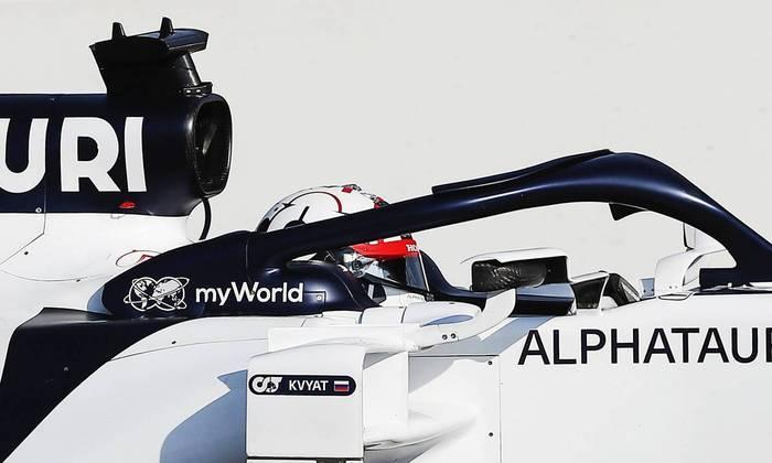 Daniil Kvyat fechou o dia na 13ª colocação em Sóchi