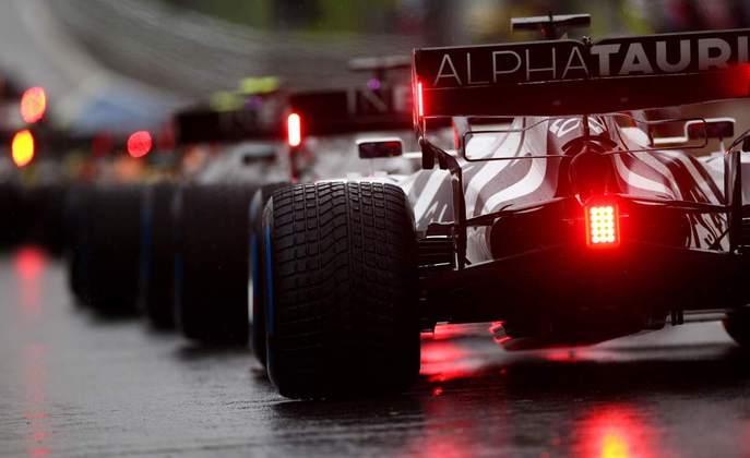 Daniil Kvyat piorou na classificação em relação ao GP da semana passada