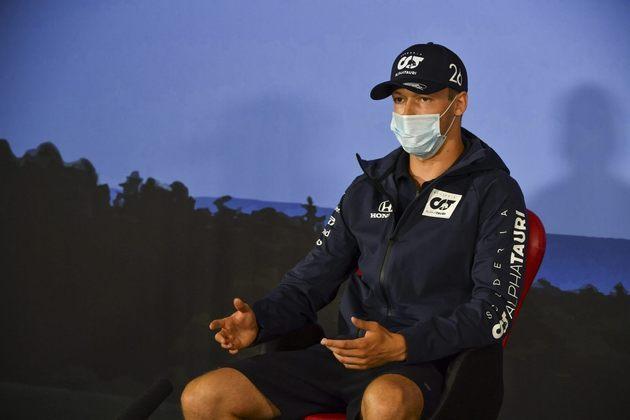 Daniil Kvyat também não sabe o que vai fazer na temporada 2021