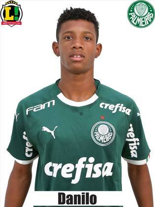 Danilo – 6,5 -  Marcou o gol do empate e apareceu bem em diversos momentos no ataque. Saiu no finalzinho.