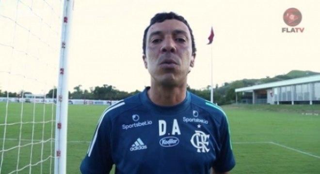 Danilo Augusto - Flamengo