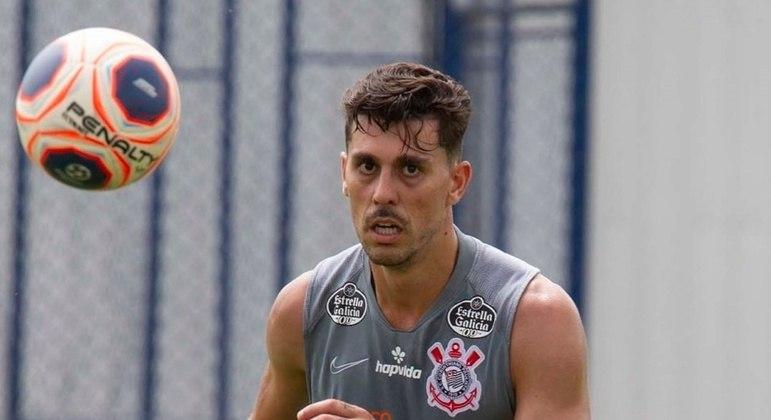 Danilo Avelar acabou entendendo que o melhor era sair do Corinthians