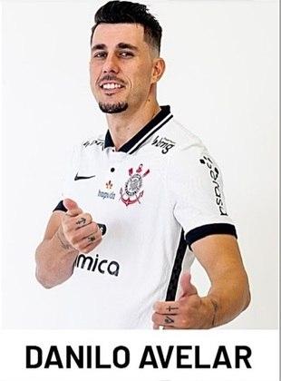 Danilo Avelar - chegou ao clube em 2018 - 110 jogos