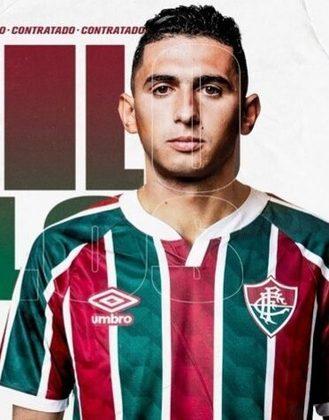 Danilo Barcelos - 5,5  Foi tímido no ataque, mas cumpriu bem a sua função defensiva. No final, porém, fez falta violenta e acabou expulso.