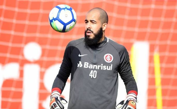 Danilo Fernandes - goleiro - 32 anos - atualmente defende o Internacional, mas é reserva de Marcelo Lomba.