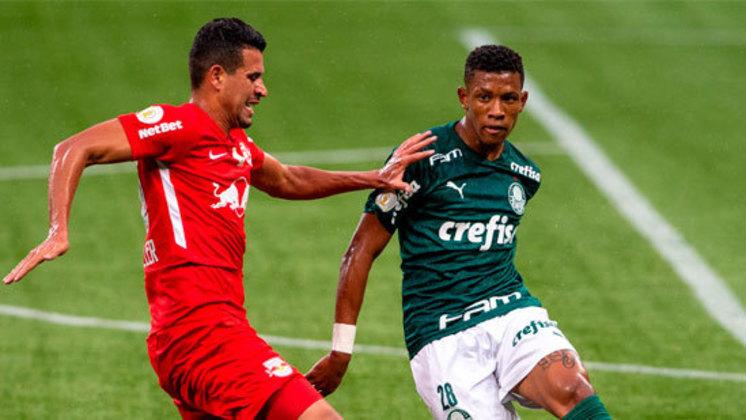 Danilo - Palmeiras - 19 anos - Valor de mercado: € 900 mi (R$ 5,749 milhões)
