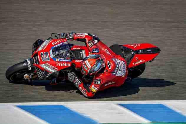 Danilo Petrucci (Foto: Ducati)