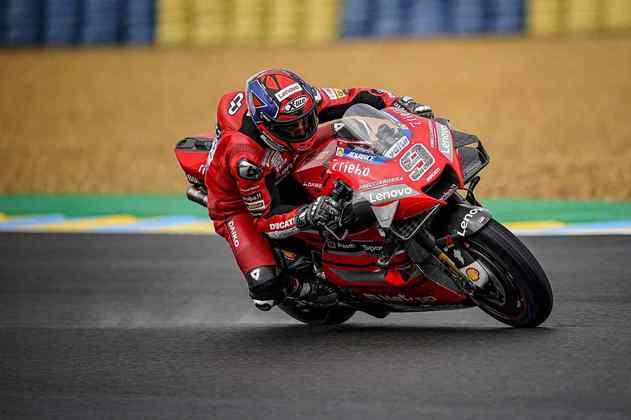 Danilo Petrucci venceu o GP da França deste domingo. Confira as principais imagens