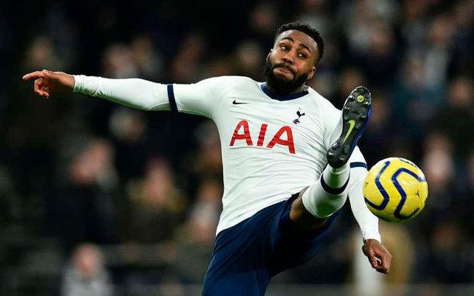 Danny Rose (30) - Clube atual: Tottenham - Posição: lateral esquerdo - Valor de mercado: 6 milhões de euros.