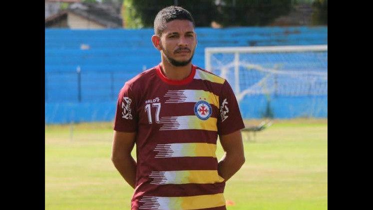 Danrlei - 3 gols - Independente Tucuruí - Campeonato Paraense