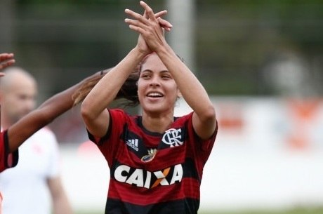 Dany Helena foi artilheira do Brasileiro 2018