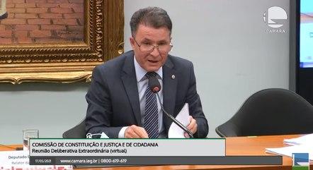 Darci de Matos, relator da reforma administrativa