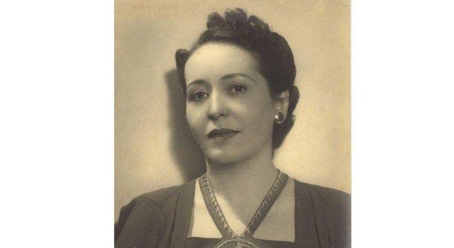 Darcy Vargas, mulher de Getúlio Vargas, criou a LBA, Legião Brasileira de Assistência