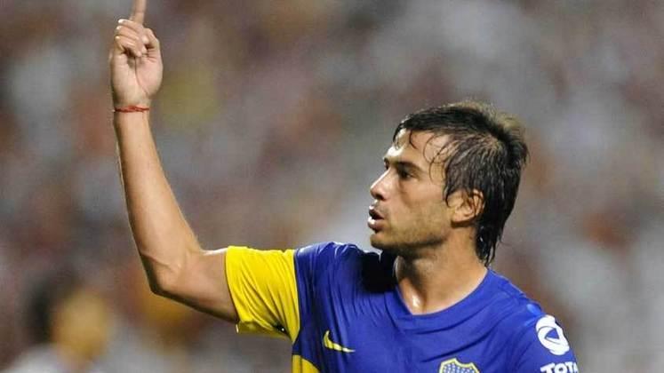 Darío Cvitanich - 36 anos - Clube atual: Racing-ARG (Grupo E)