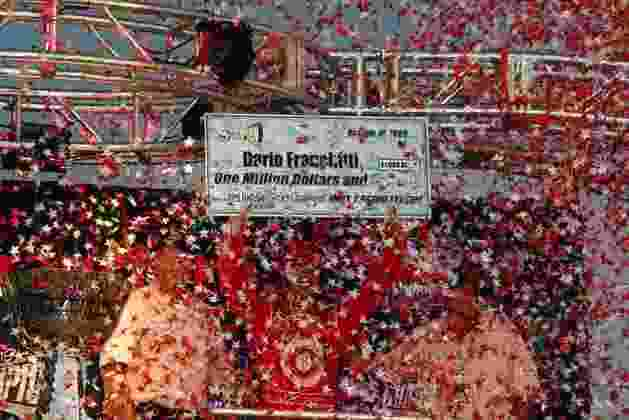 Dario Franchitti conquistou o título de 2009 pela Ganassi