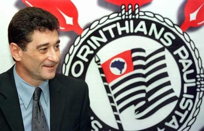 Dario Pereyra - Treinou o Corinthians entre janeiro e fevereiro de 2001 - 6 jogos