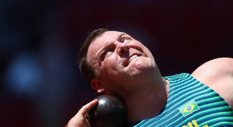 Darlan Romani conseguiu o melhor resultado do Brasil na história das Olimpíadas