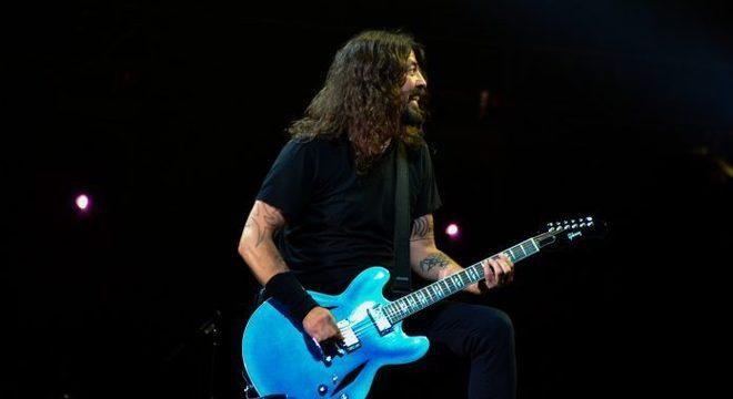 Foo Fighters lança EP com cover de Pink Floyd e raridades; ouça