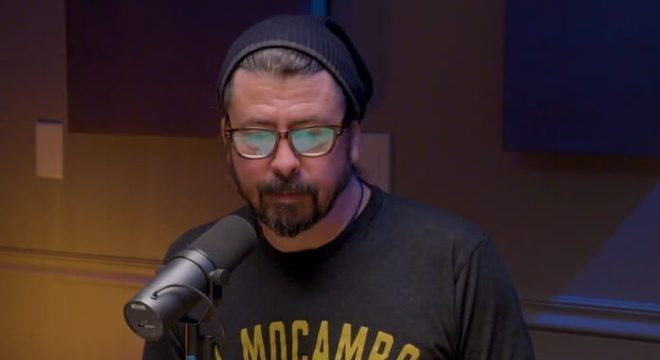 Dave Grohl no Podcast de Bill Simmons