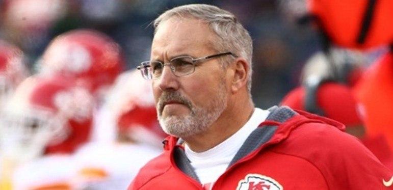 Dave Toub - Coordenador de Special Teams e Assistente técnico do Kansas City Chiefs: Apontado como um dos melhores da NFL nos times especiais, além de ser principal assistente de Andy Reid.