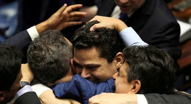 Senador Davi Alcolumbre foi eleito presidente da Casa em 2 de fevereiro