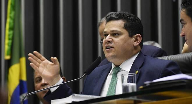 Davi Alcolumbre anunciou acordo com líderes