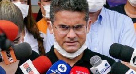 Ministério Público cobra prisão preventiva de Almeida
