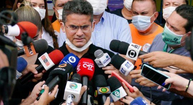 David Almeida ganhou a Prefeitura de Manaus pelo Avante, partido que cresceu 575