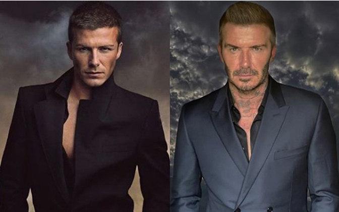David Beckham chama bastante atenção em suas redes sociais pelo modo como se veste. O ex-craque sempre opta por roupas de marcas conhecidas