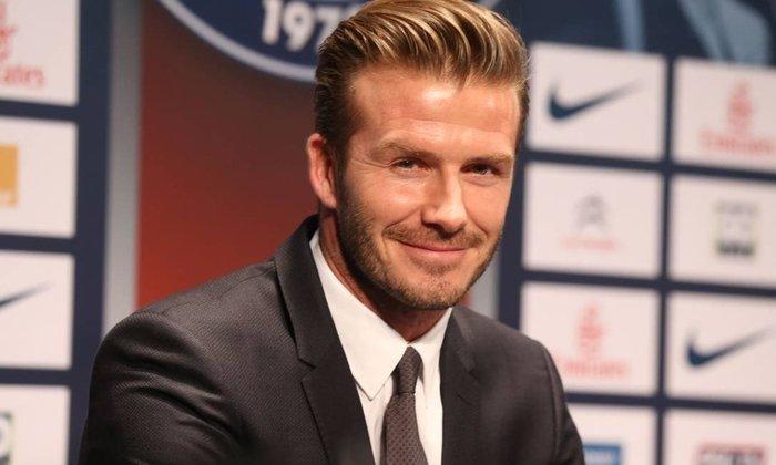 David Beckham - Votou em: Lionel Messi