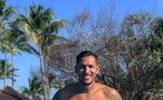 Defensor do Goiás,David Duarte também teve resultado positivo para covid-19. O jogador deve desfalcar equipe nas próximas rodadas do nacional