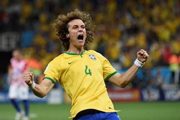 David Luiz: zagueiro - 34 anos - brasileiro - Fim de contrato com o Arsenal - Valor de mercado: 4 milhões de euros