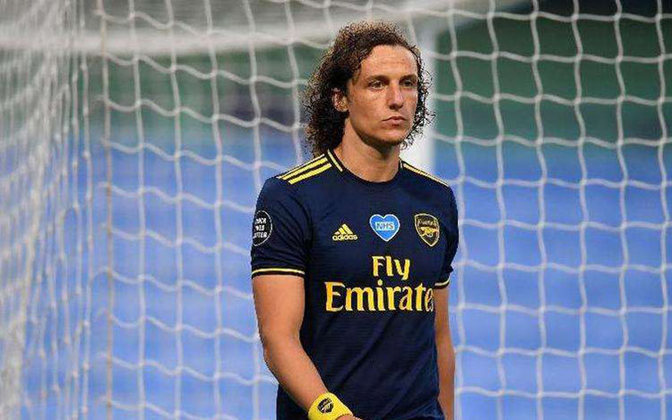 David Luiz - zagueiro - Arsenal