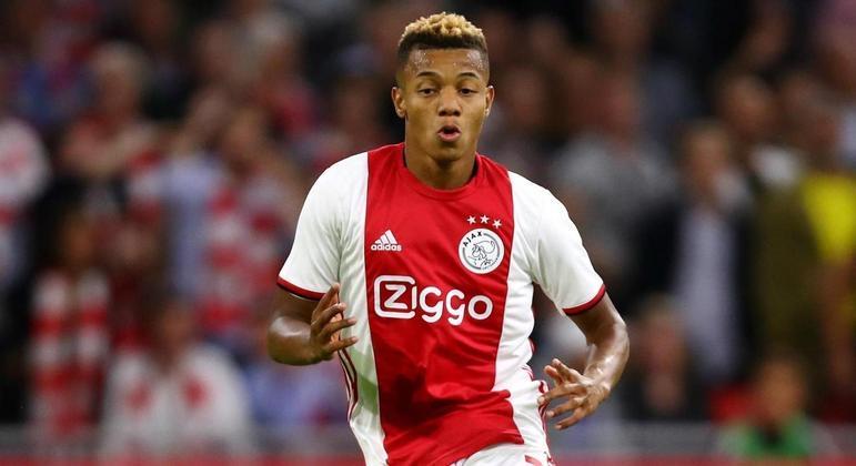David Neres, do Ajax