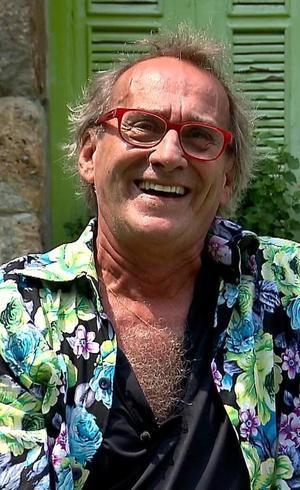 """David Pinheiro concede entrevista ao """"Domingo Espetacular"""""""