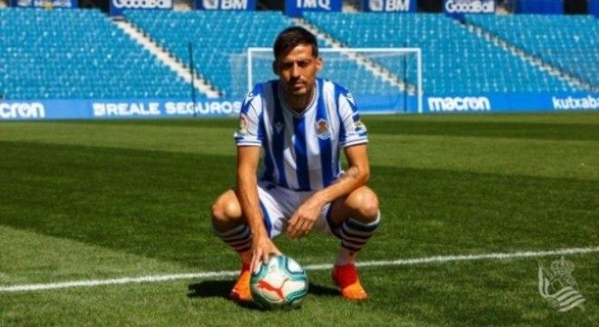 David Silva - Real Sociedad