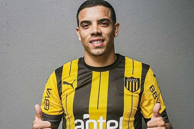 David Terans (meia-atacante - 26 anos - uruguaio) - Pertence ao Atlético-MG e está emprestado ao Peñarol (URU) somente até 28/2 - Titular no clube uruguaio, vive bom momento