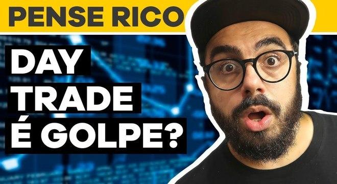 Day trade é golpe? Vale a pena?