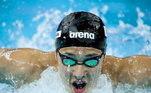 Além disso, a Federação Japonesa de Natação suspendeu o nadador até o fim do ano por