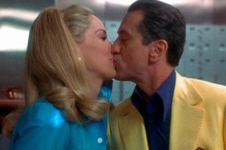 Sharon e De Niro contracenaram juntos em 'Cassino'