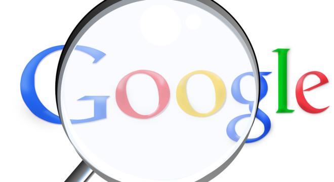 De olho no Google - Imagem: Pixabay