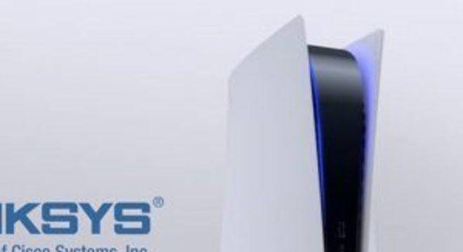 De roteador a gola de camisa polo: internet tira sarro do design do PS5