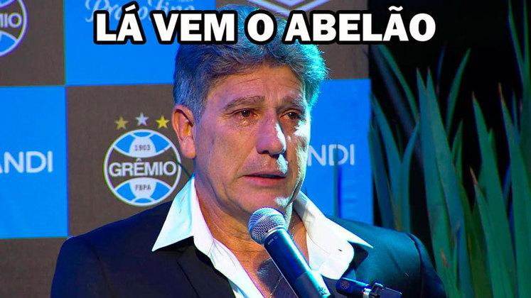 De virada, equipe comandada por Abel Braga acabou com longo jejum no clássico, abriu quatro pontos de vantagem para o vice-líder e empolgou os torcedores nas redes sociais. Confira os memes!