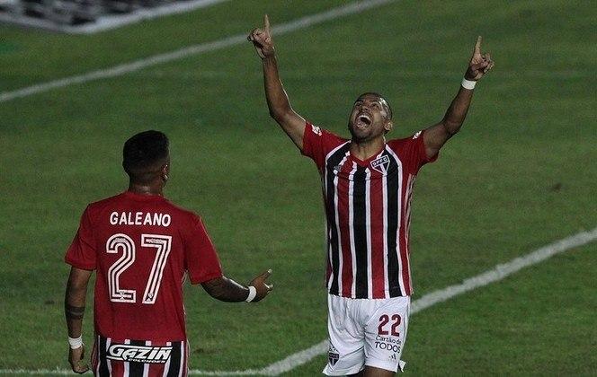De volta aos gramados após mais dois anos afastado por lesão, Rojas já marcou dois gols pelo Tricolor em 2021, os dois no Paulistão desta temporada. Um foi marcado de pênalti, contra a Inter de Limeira, na vitória por 4 a 1, o outro foi marcado diante do Novorizontino, na derrota por 2 a 1.