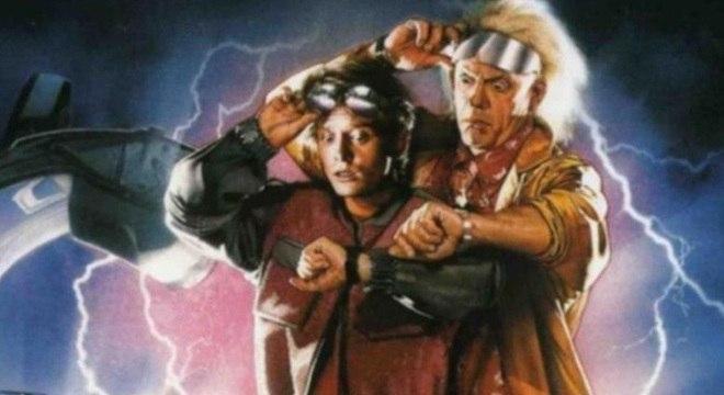 Saga 'De Volta para o Futuro' comemora 35 anos de sucesso
