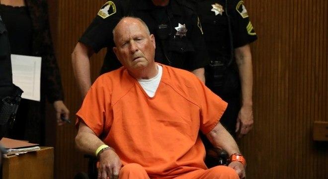 DeAngelo será julgado por 12 assassinatos cometidos entre 1976 e 1986