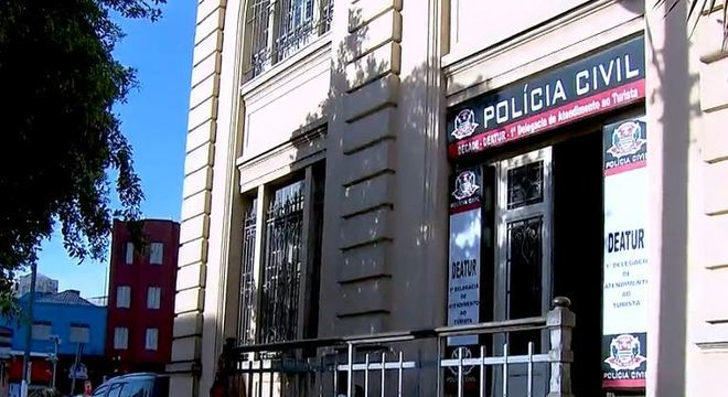 Policial civil negro agredido trabalha na Deatur, no centro de SP