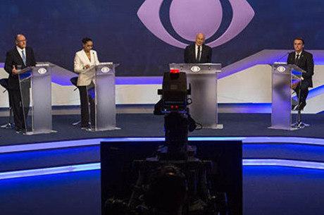 EUA estão de olho em um 2º turno entre Alckmin e Bolsonaro