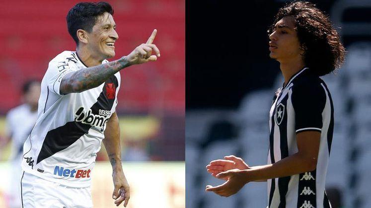 DECEPÇÃO: Luiza Sá, repórter - Acredito que Botafogo e Vasco podem decepcionar pois estão em início de reconstrução do trabalho. É pouco tempo para adaptação a novos treinadores e um novo elenco. Sem pré-temporada, acredito que esse será o período para testes e encaixes.