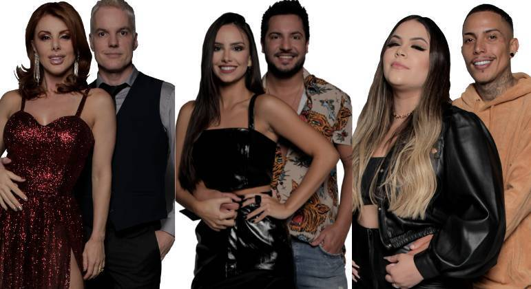 Deborah e Bruno, Geórgia e Thiago e Mari e Matheus formam a 11ª DR